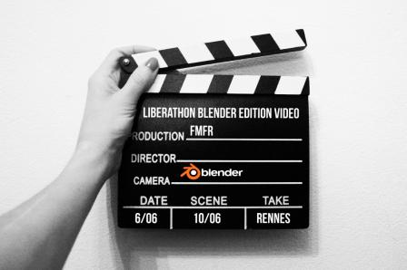 Liberathon Blender pour l'édition vidéo